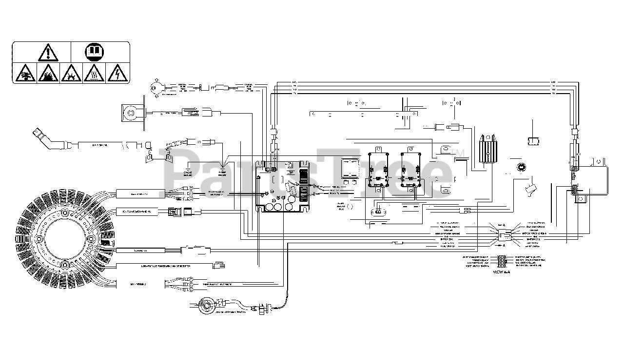 [SCHEMATICS_48ZD]  Briggs & Stratton 030735-00 - Briggs & Stratton 6,500 Watt Portable  Generator, Inverter Wiring Diagram (80027380wd) Parts Lookup with Diagrams    PartsTree   Portable Generators Repair Wiring Diagram      PartsTree