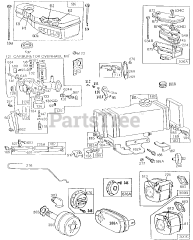 For briggs /& stratton 220707 engine motor parts connecting rod or joints or plunger