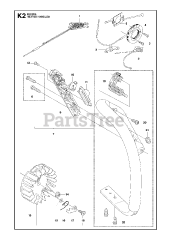 XPG 562XP Chainsaw Illustrated Parts Diagram List Manual Details about  /Husqvarna 562 XP
