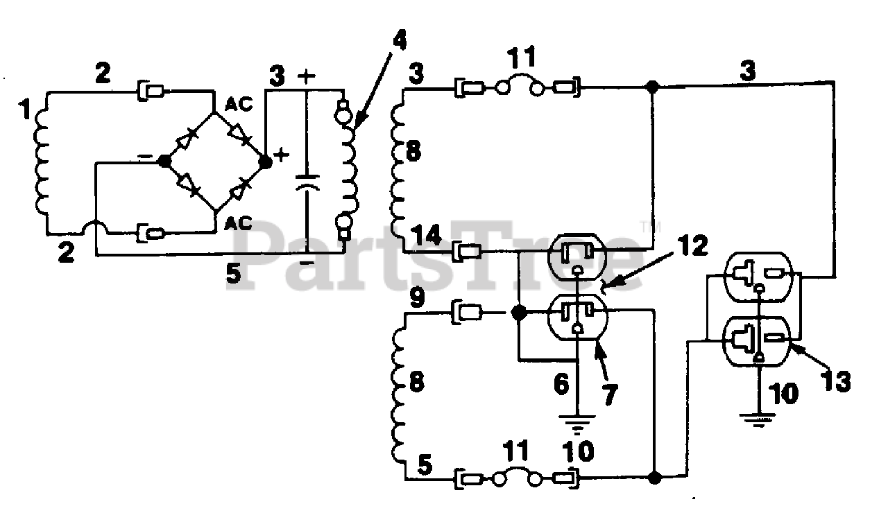 Homelite Hl 5500 Ut 03699 Homelite Generator Wiring Diagram Parts Lookup With Diagrams Partstree