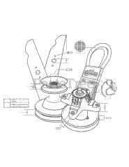 Craftsman 247 204110 (17AKCACS099) - Craftsman Z6000 Zero