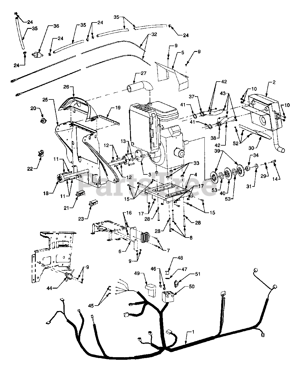 Garmin 3205 Wiring Diagram