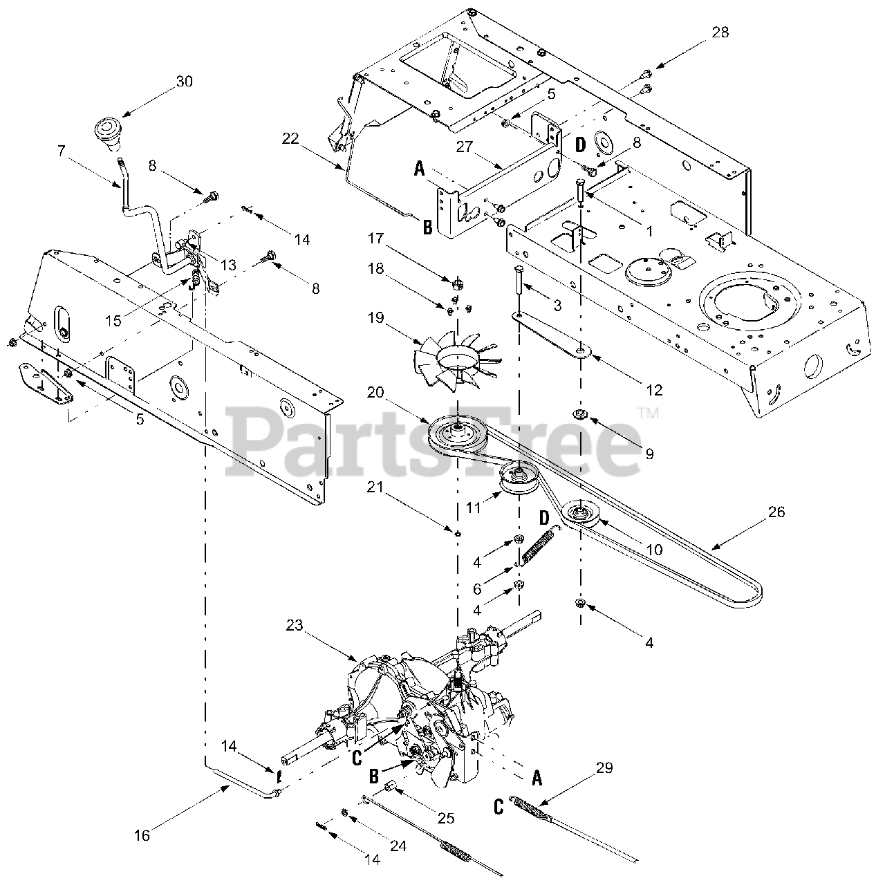 Mtd Yard Machine Wiring Diagram Mtd Circuit Diagrams