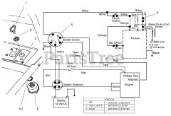 Toro 74-0980 - Toro Electric Starter, Wide Area Mower ... on