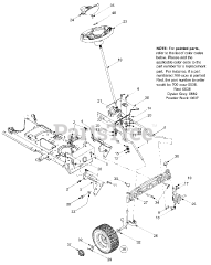 Troy Bilt Riding Mower Wiring Diagram At G on