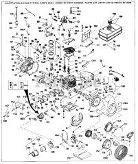 Tecumseh H60-75506N - Tecumseh Engine Parts Lookup with Diagrams | PartsTreePartsTree