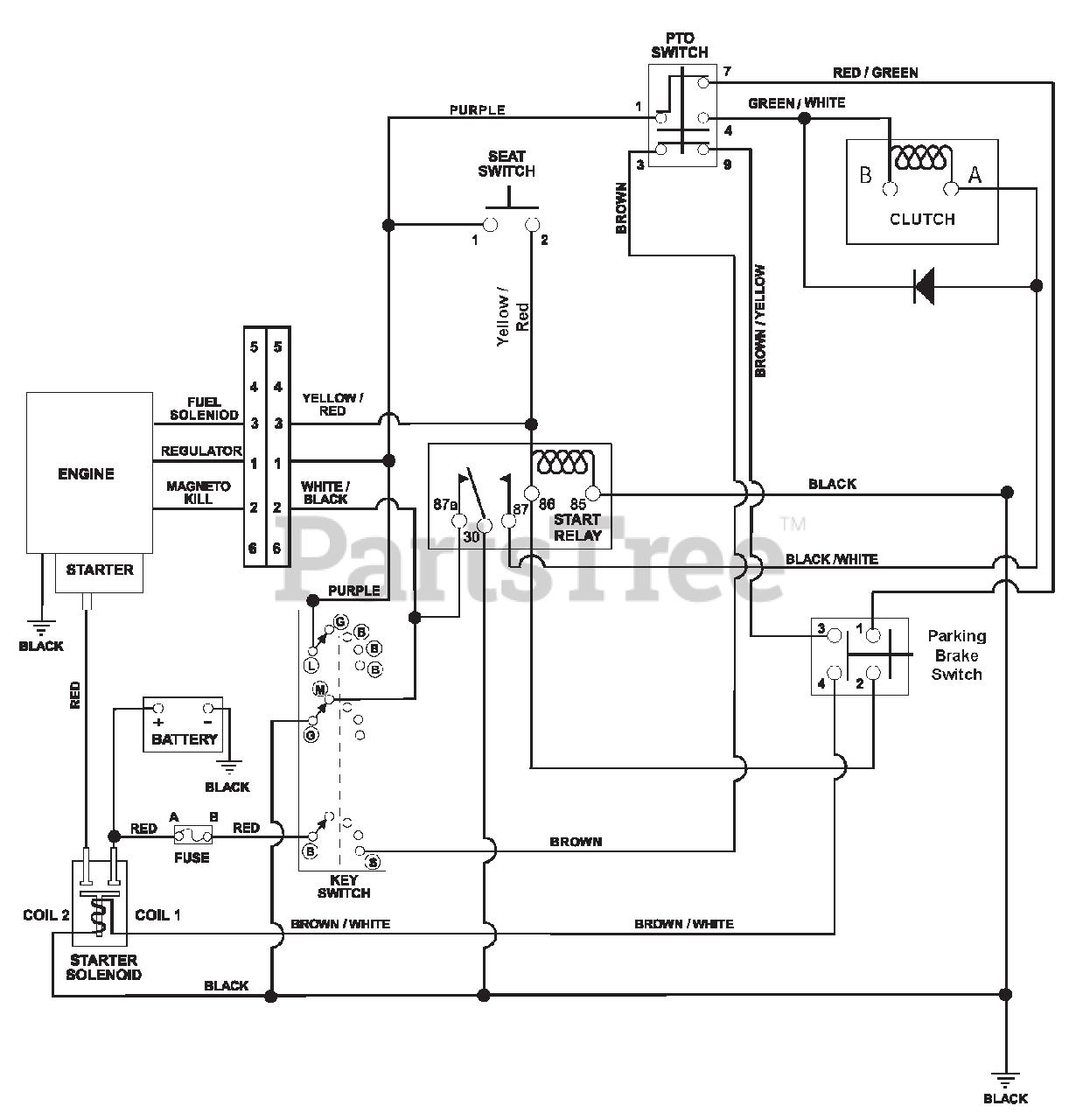 Ariens 915159 - Ariens Zoom 42 U0026quot  Zero-turn Mower  22hp Kohler  Sn  000101