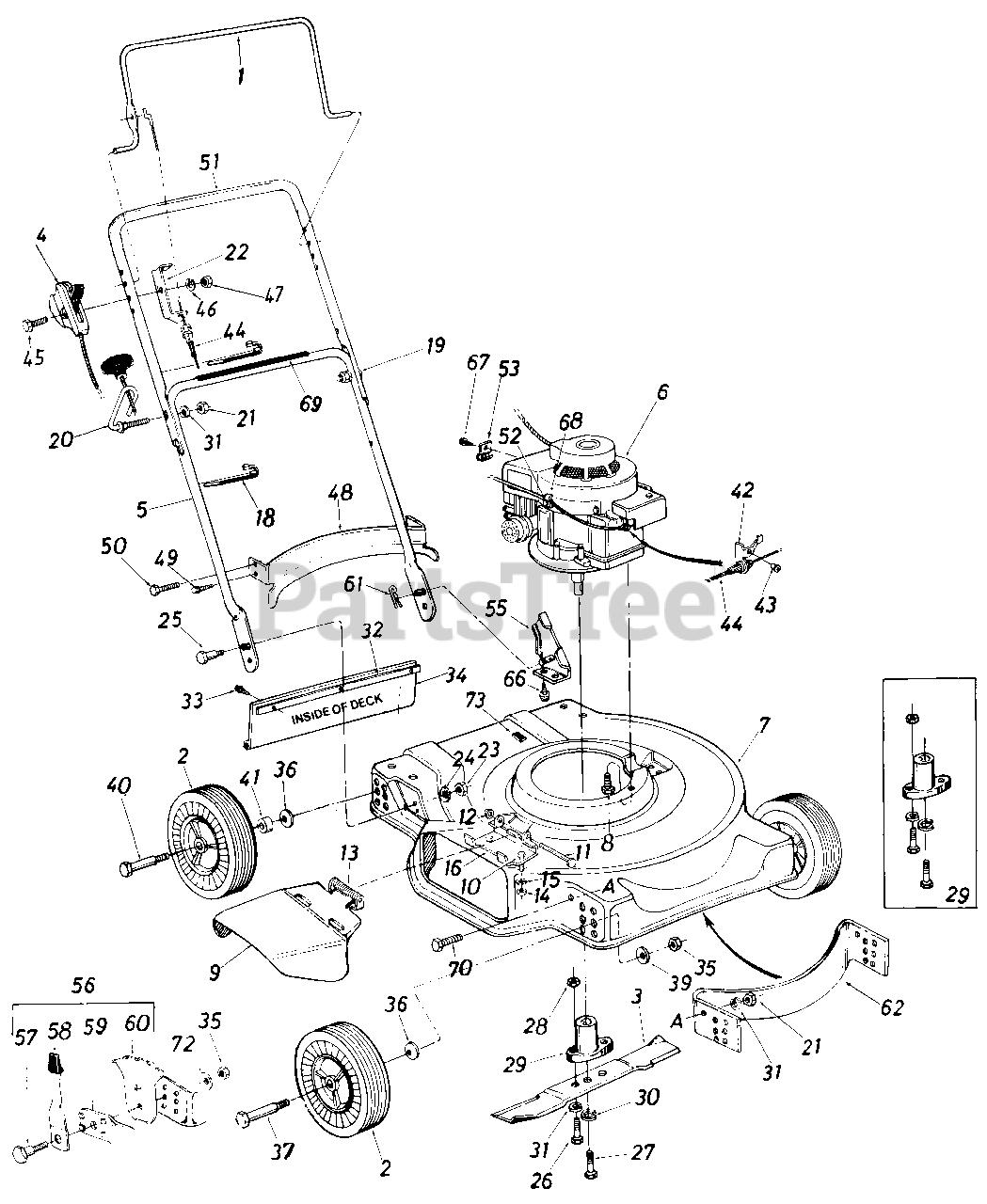 NEW MTD Lawn Mower Height Adjuster Pivot Bar 15262 15262B OEM