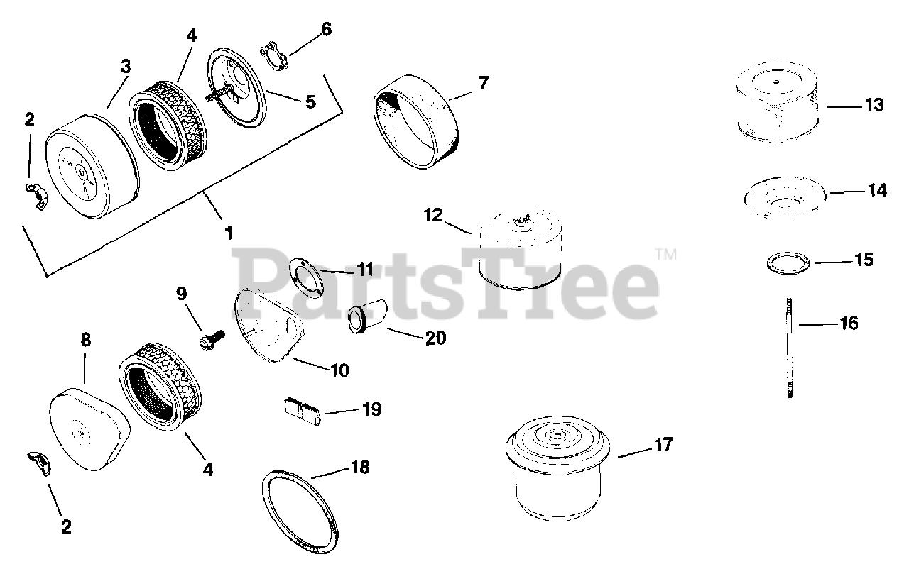 Kohler K321 Ignition Wiring Diagram