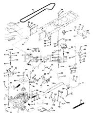 Husqvarna parts and diagrams for Husqvarna YTH 150 ... on