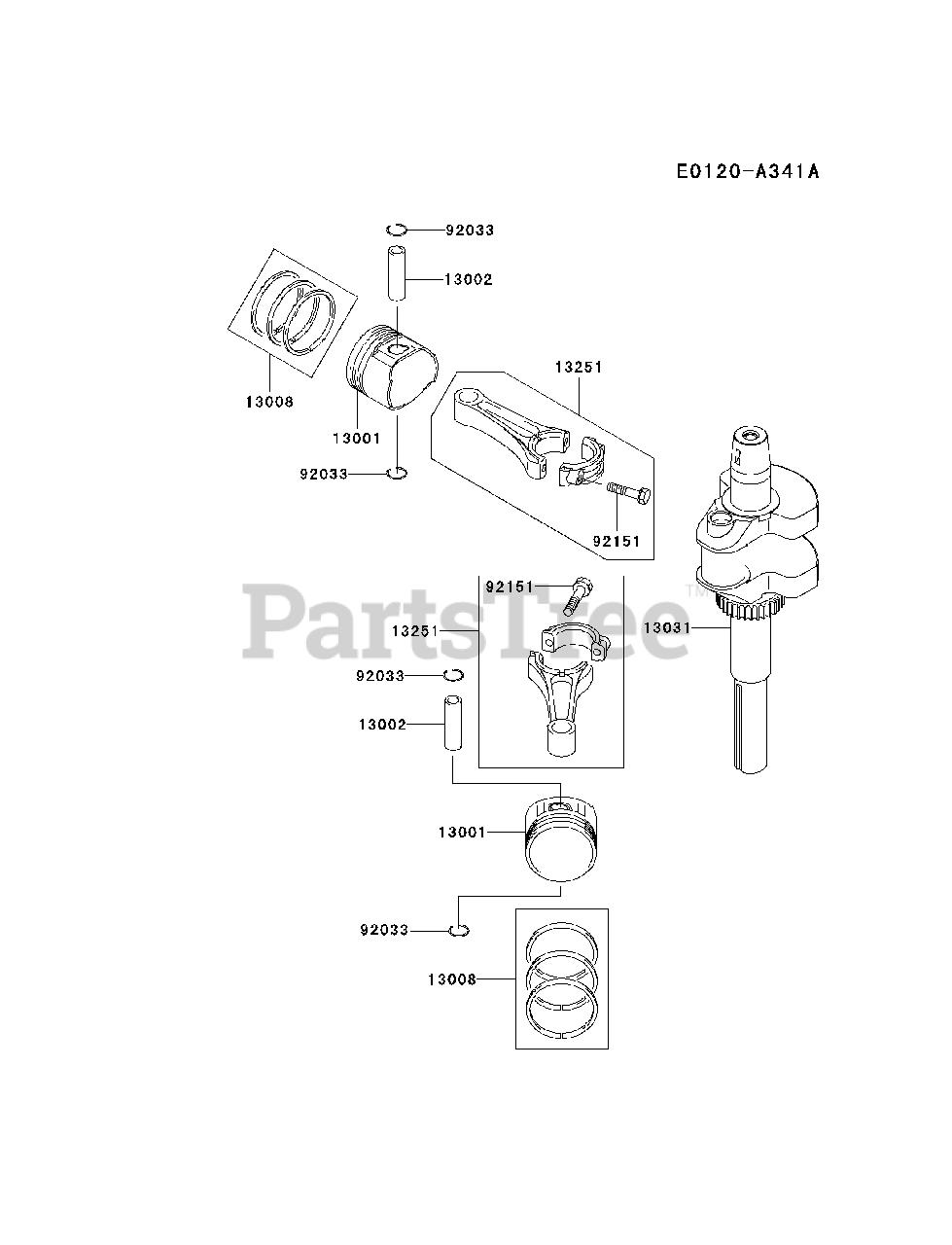Engine Piston Diagram - Wiring Diagram & Schemas