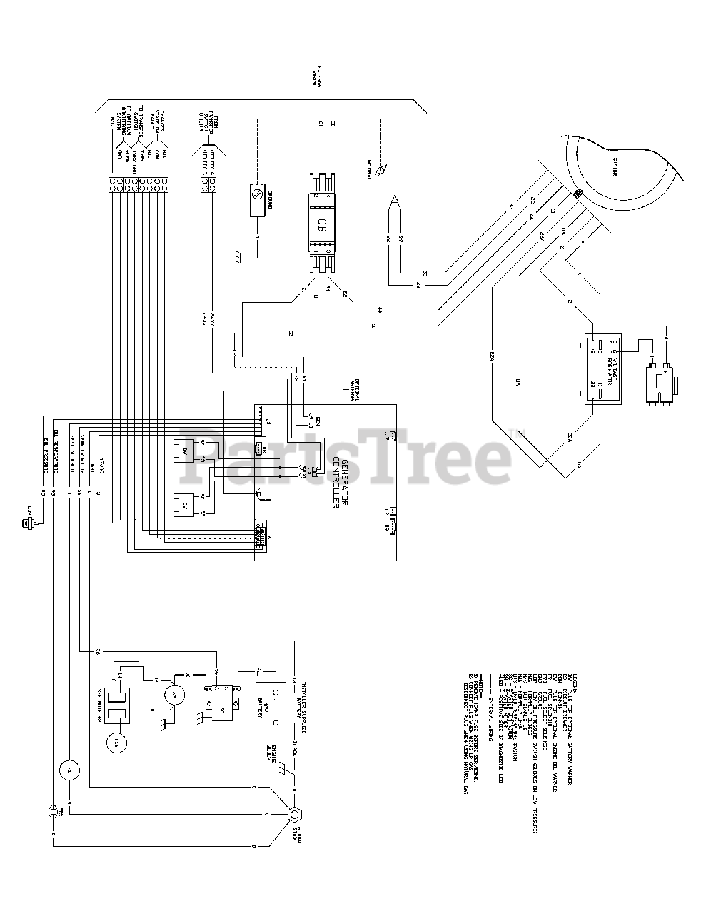 general electric wiring diagram general electric 040447 01 ge 10kw home standby generator with  ge 10kw home standby generator