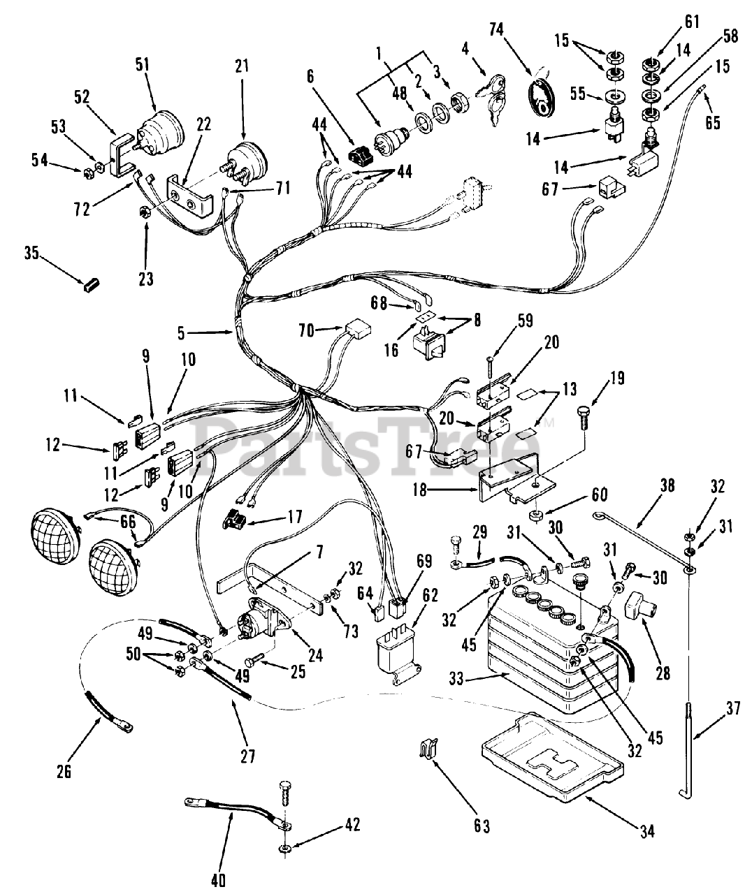 Toro Ignition Switch Wiring Diagram - 2007 Expedition Turn Signal Wiring  Diagram for Wiring Diagram SchematicsWiring Diagram Schematics