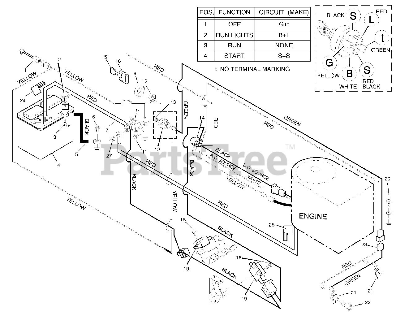 murray 42544x8c ignition wiring diagram murray lawn mower schematics e24 wiring diagram  murray lawn mower schematics e24