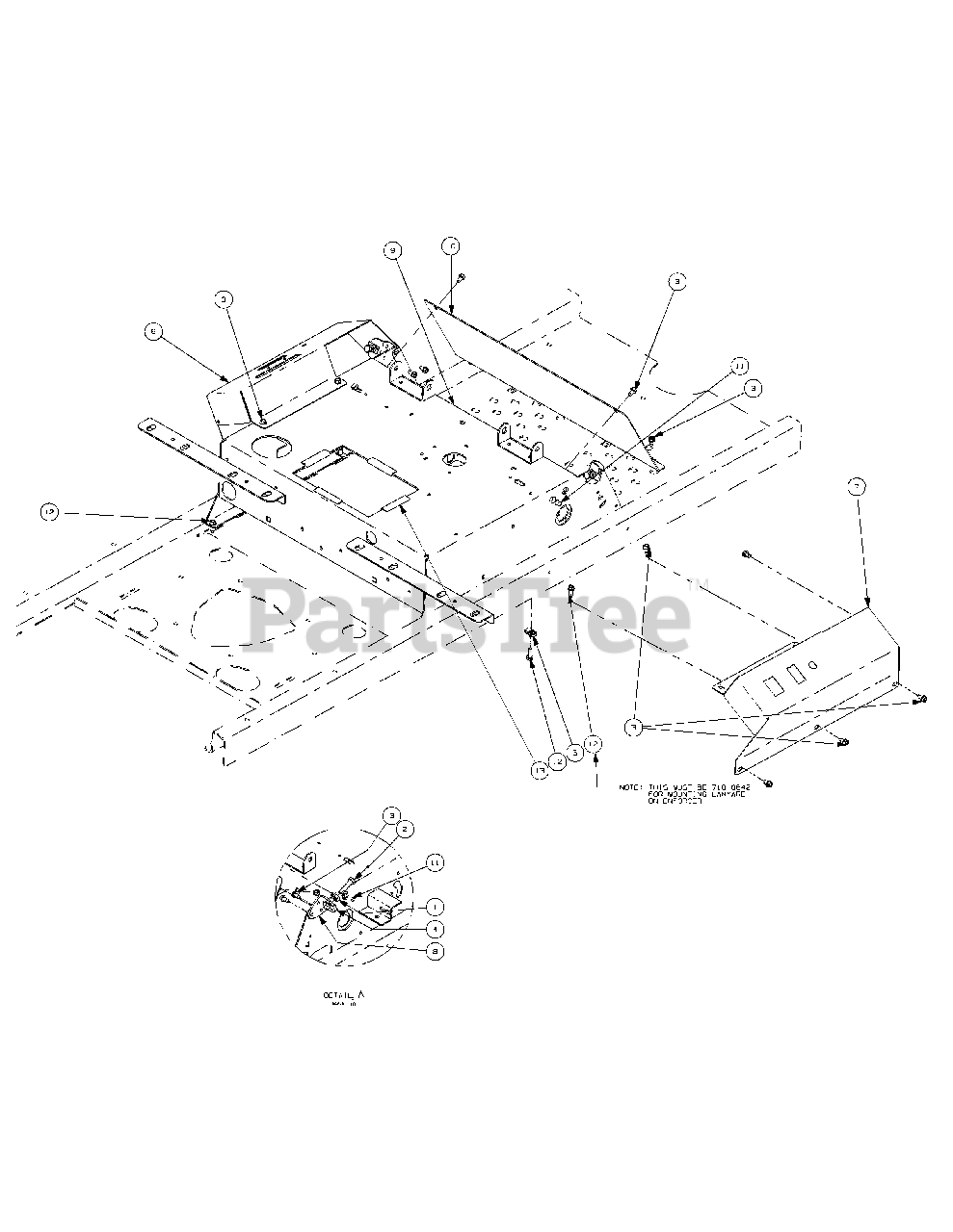 Cub Cadet Parts On The Control Assembly Diagram For Z