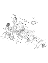 Details about Carburetor For White Model 31AS235-790 Snow Blower ...