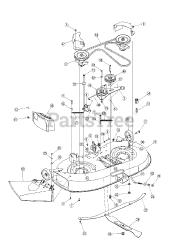 Wiring Diagram For Troy Bilt Pony 13an77kg011 - Wiring ... on