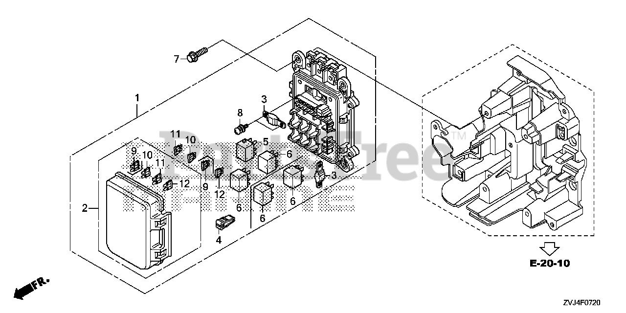 house fuse box parts honda bf225 d xra  bbpj  honda marine engine  made in japan  sn  honda bf225 d xra  bbpj  honda marine
