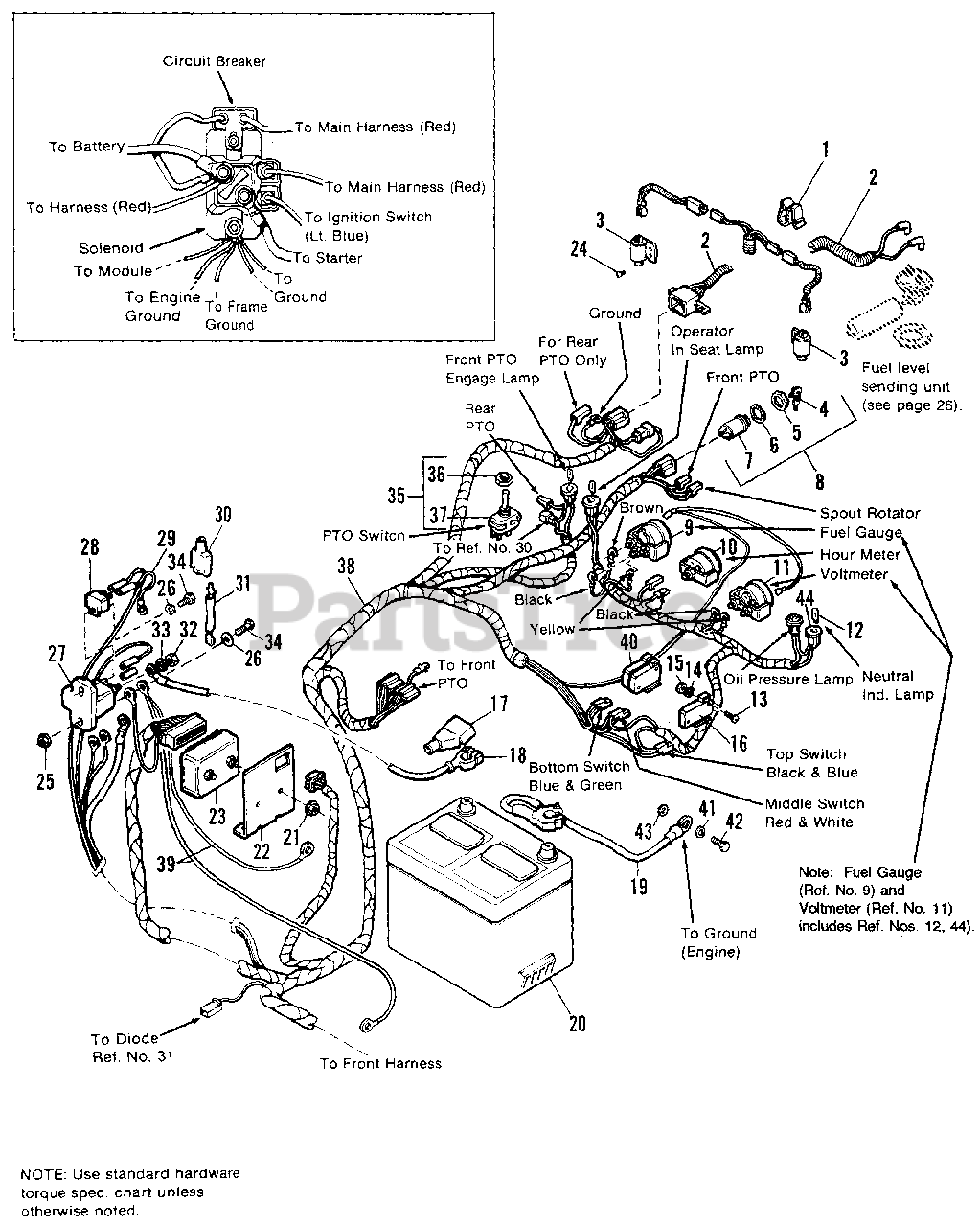 AGCO 1920 H (1691020) - AGCO Garden Tractor, 20hp Ultima ... Manufacturing Wiring Harness Diagram on jvc car stereo wiring diagram, wiring pin diagram, x18 pocket bike wiring diagram, fuse diagram, wiring starter diagram, solenoid diagram, 2003 ford ranger wiring diagram, wiring horn diagram, toyota stereo wiring diagram, wiring kit diagram, switch diagram, wiring schematics, 1930 ford model a wiring diagram, instruction manual diagram, fuel pump diagram, transmission diagram, wheels diagram, relay diagram, 2003 suzuki gsxr 600 wiring diagram, radio wiring diagram,