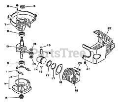Little Wonder SV-4 - Little Wonder Engine Parts Lookup with Diagrams |  PartsTreePartsTree