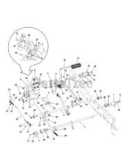 Cub Cadet Parts Manual//Catalog Model FMZ50