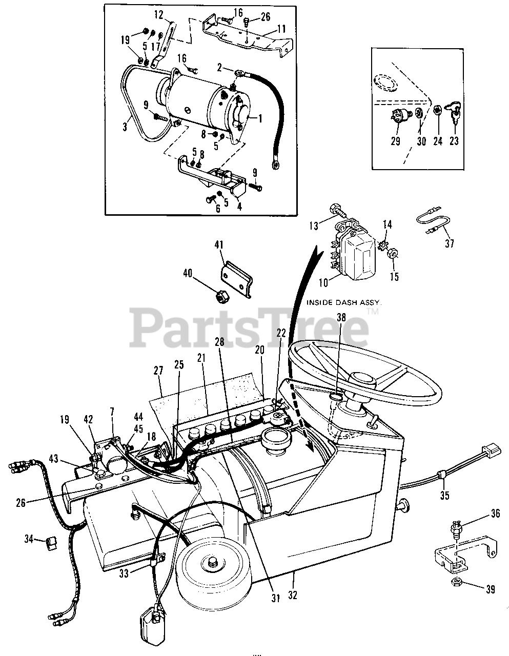 simplicity mower wiring diagram simplicity starter solenoid wiring diagram source wiring diagram  starter solenoid wiring diagram