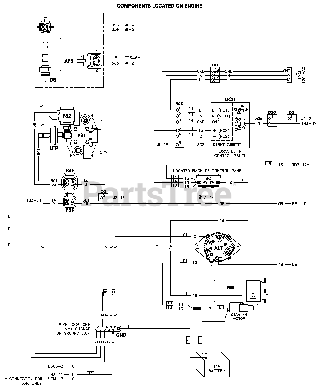 generac engine wiring diagram generac qt10068kvnna generac 100kw home standby generator  sn  generac 100kw home standby generator