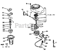 Little Wonder SV-4A - Little Wonder Engine Parts Lookup with Diagrams |  PartsTreePartsTree