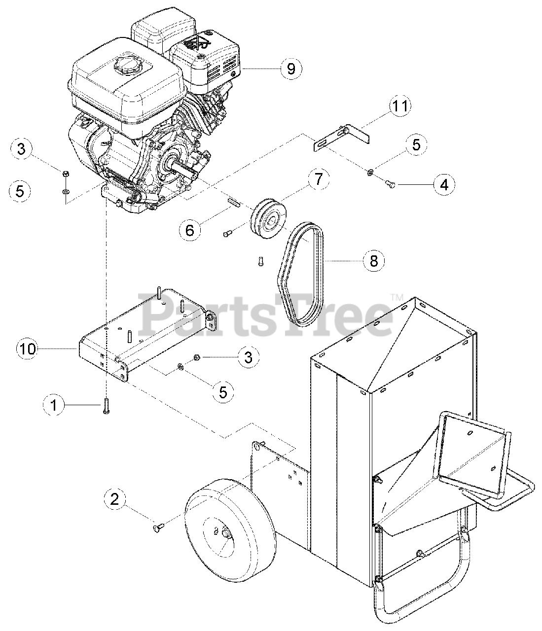 subaru 265cc engine diagram bear cat sc 3265 bear cat 3  chipper shredder  265cc subaru  sn  chipper shredder  265cc subaru