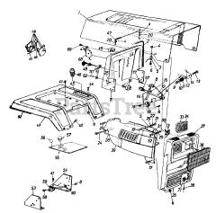 618 0229 Mtd Transaxle Diagram | Wiring Diagram