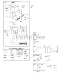 31P977-0575-E2 Mower Engine Details about  /Carburetor Kit for Briggs /& Stratton 31P977-0575-E1