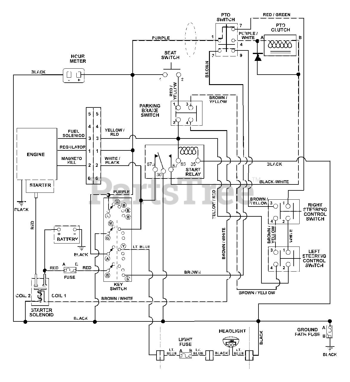 Gravely 915044  Zt 1740  - Gravely 40 U0026quot  Zero-turn Mower  17hp Kohler  Sn  005000