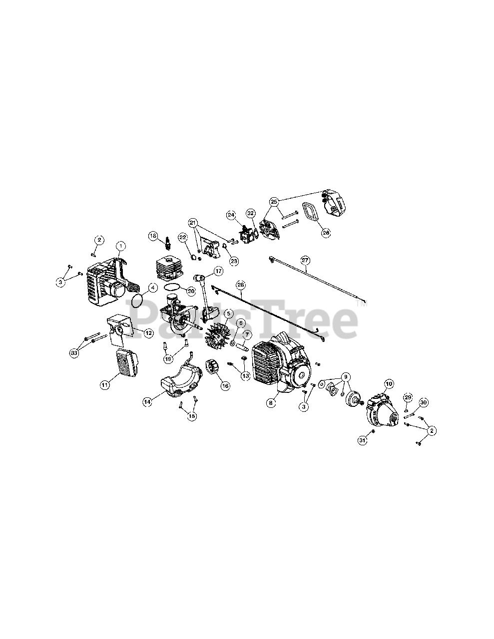 Clutch Assembly Mtd 753-06180 753-06180