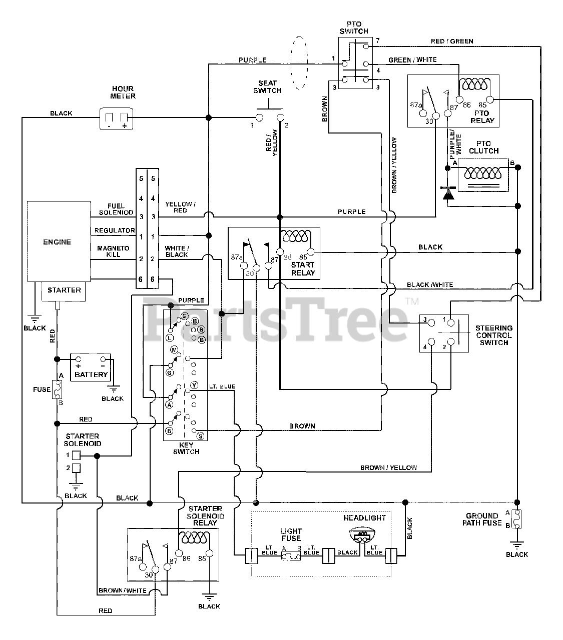18 Hp Kohler Wiring Diagram