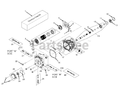 Scag STT-35BVAC - Scag Turf Tiger Zero-Turn Mower, 35hp