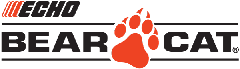Bear Cat parts logo