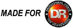 DR Power parts logo