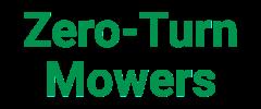 Zero-Turn Mowers